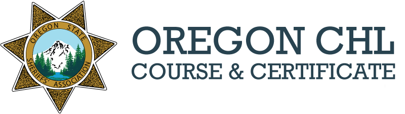 Oregon Concealed Handgun Licensing